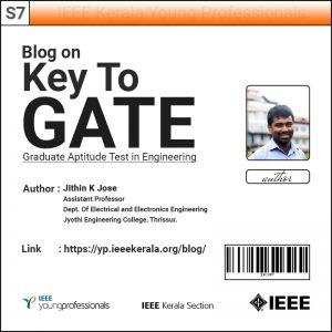 Key to GATE