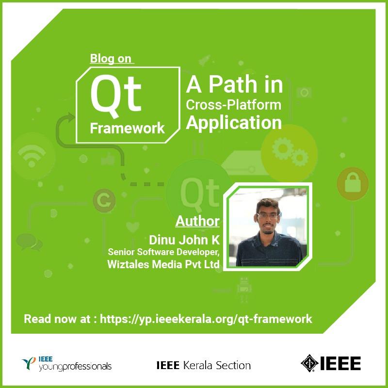 Qt Framework – A path in cross-platform application
