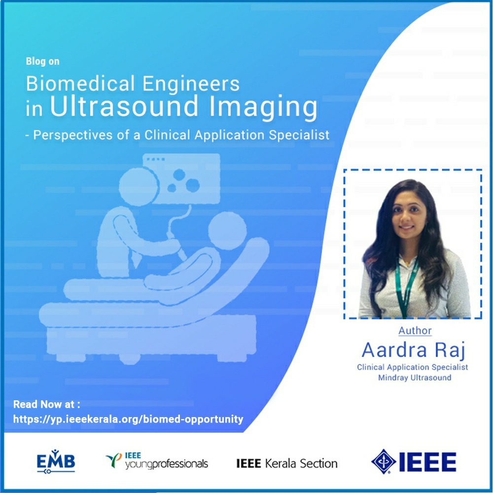 Biomedical Engineers in Ultrasound Imaging