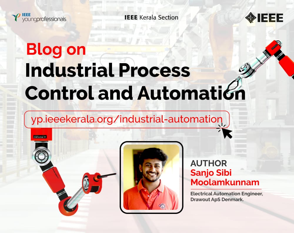 Industrial Process Control and Automation