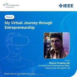 My Virtual Journey through Entrepreneurship