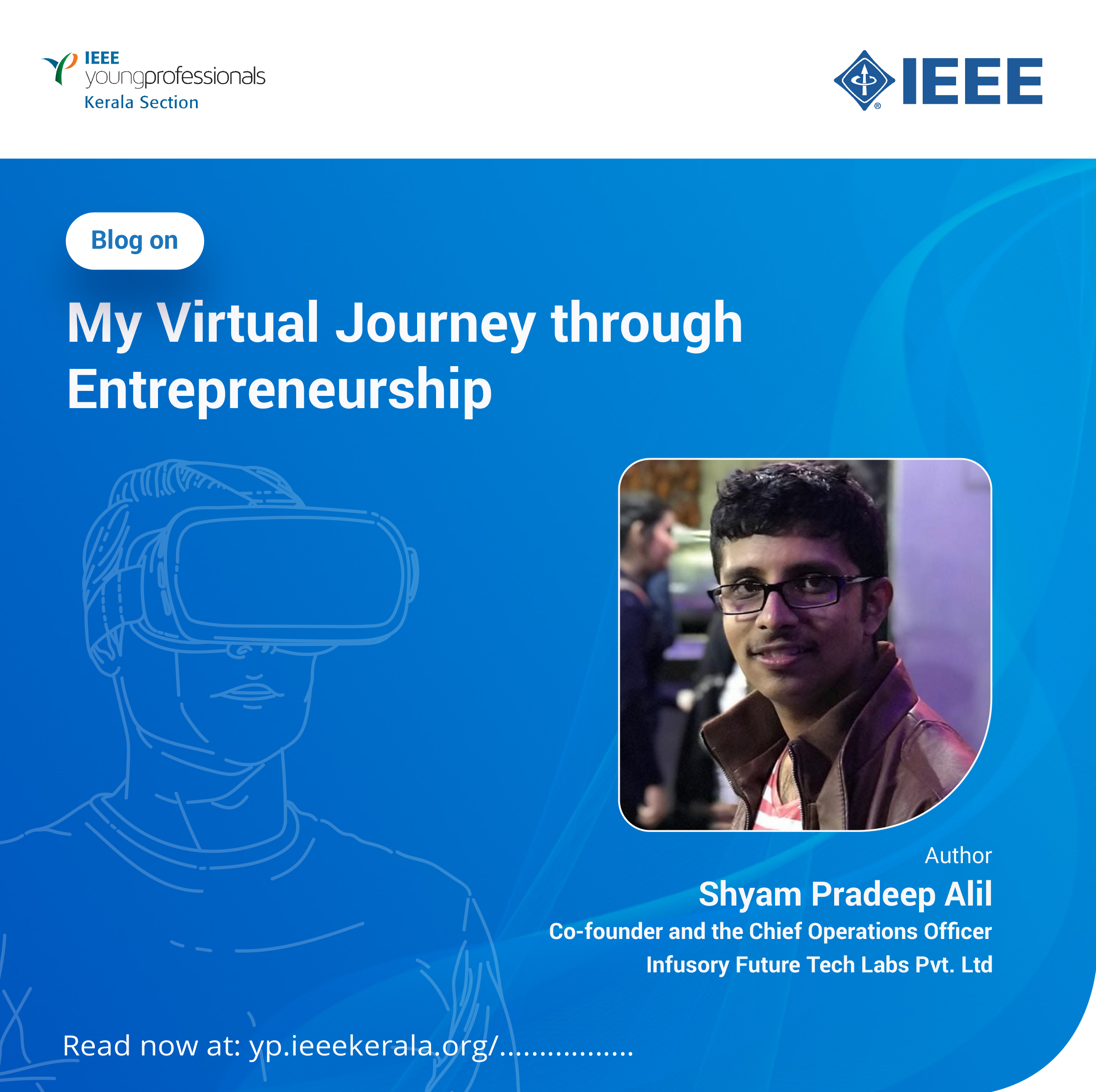 My Virtual Journey through Entrepreneurship