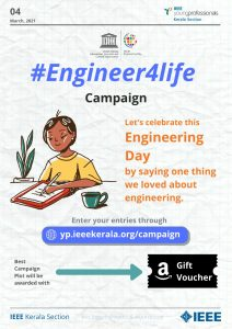 #Engineer4life Campaign