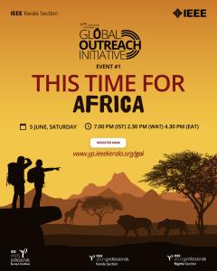 Global Outreach Initiative – Event #1