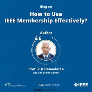 How to Use IEEE Membership Effectively?