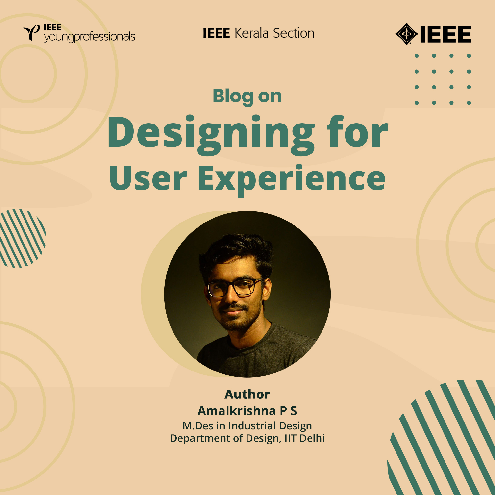 Designing for User Experience : An Overview